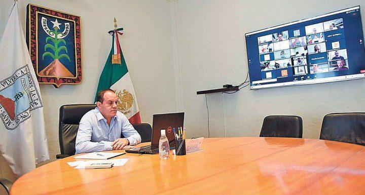 Se enlaza Cuauhtémoc Blanco con la Conago y Segob por tema COVID