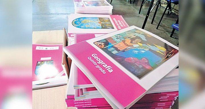 Concluye la entrega de libros en Morelos