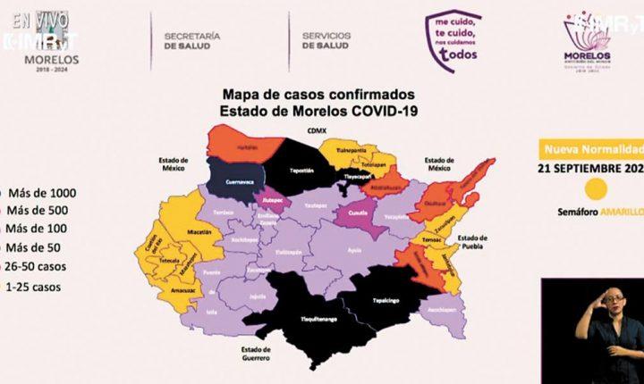 Llama secretario de Salud de Morelos a no automedicarse