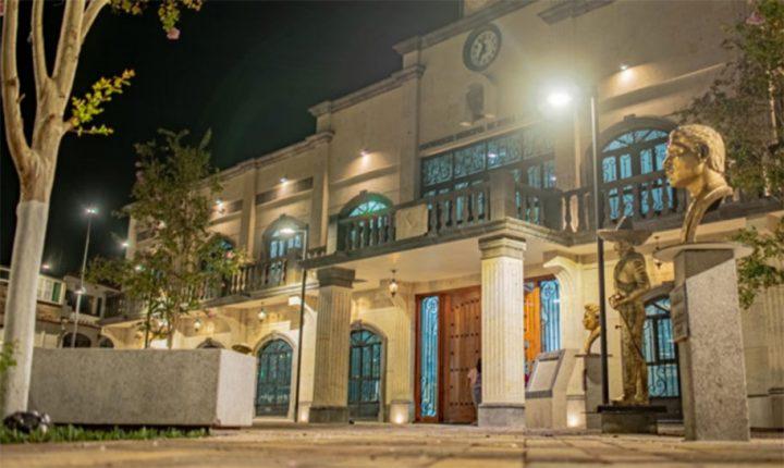 Inaugura Isaac Pimentel Mejía la casa de todos los ayalenses