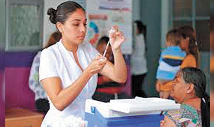 Comenzará el 5 de octubre vacunación contra influenza en Morelos