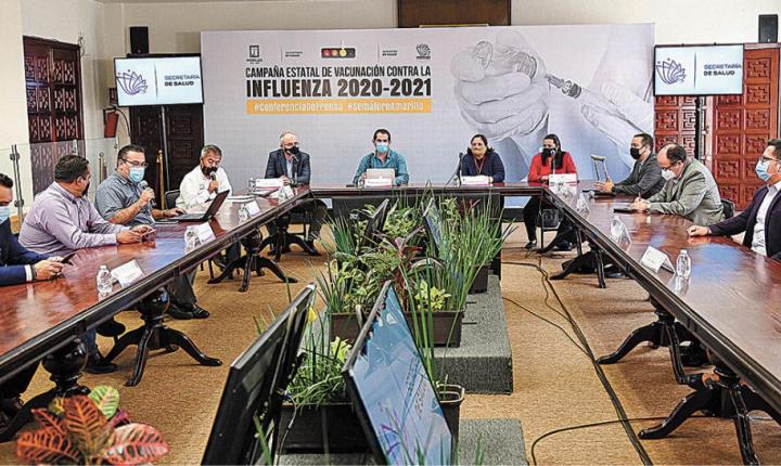 Suman esfuerzos IBT e INSP con Morelos en combate a COVID-19