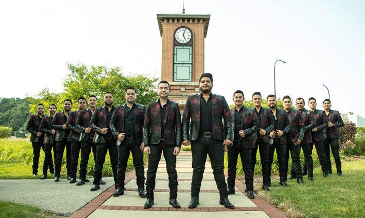 Banda La Adictiva lució su nueva canción en modo acústico