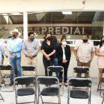 Encabeza alcalde de Cuautla reinauguración de oficinas del Predial