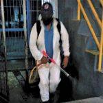 Sanitizan en Ayala el tianguis de Día de Muertos