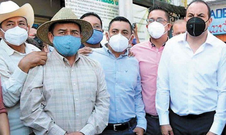 Ratifica Gobernador de Morelos apoyo al comercio