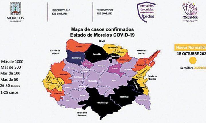 Se suman 153 personas a estudio COVID-19 en Morelos