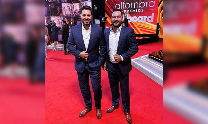 Banda MS triunfando en los Latin Billboard