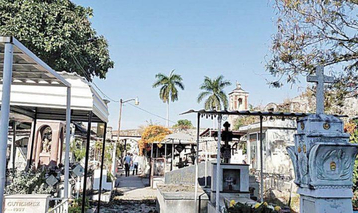Cerrarán panteones en Cuautla y Yautepec para evitar aglomeraciones en Día de Muertos