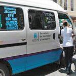 Multas de mil 300 pesos a transportistas de Cuautla
