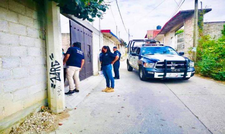 Asesoran a población por delitos en Yecapixtla