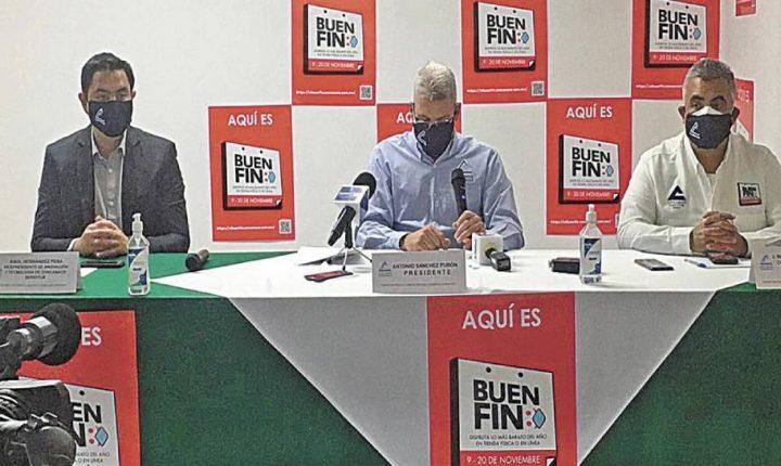 Hay esperanza de éxito en Morelos por 'Buen Fin'