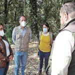 Rehabilitarán vivero forestal en Tetela del Volcán